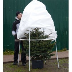Укрытия для растений на зиму
